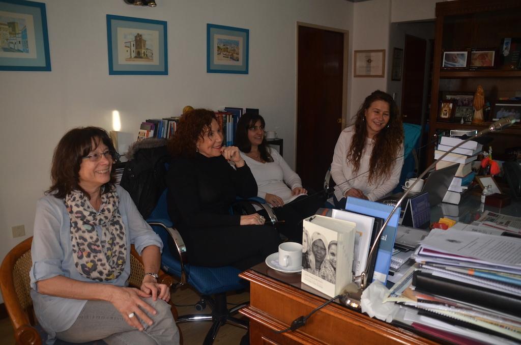 Visita de Perla Prigoshin (2)