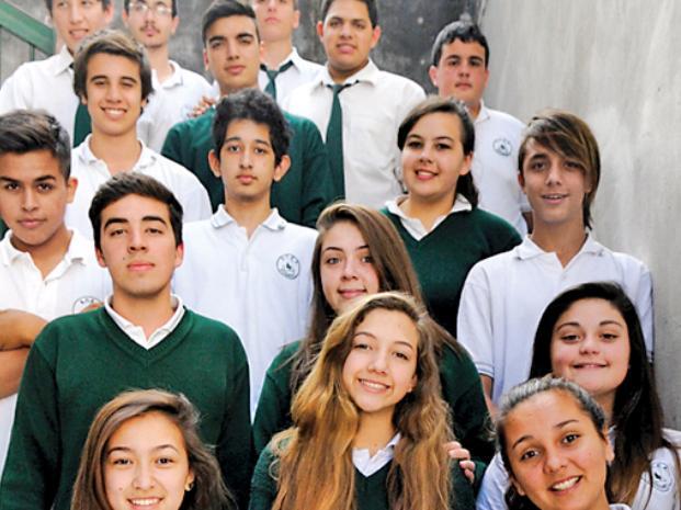 alumnos rosarinos