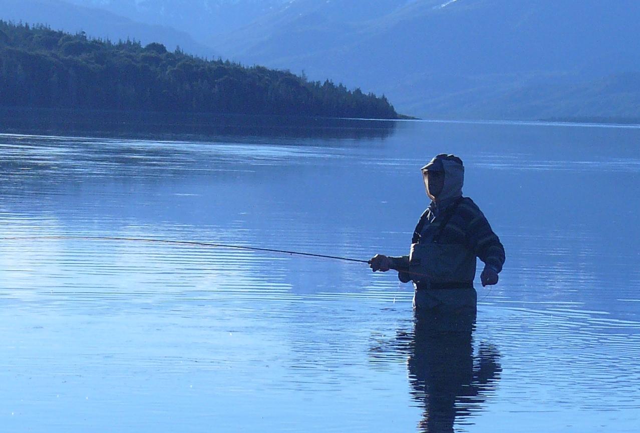 Pesca con mosca 1