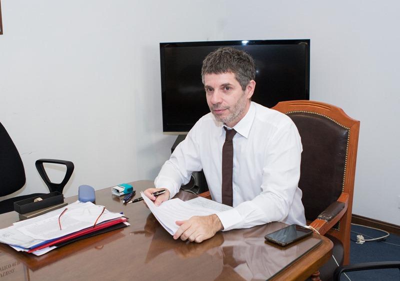 Leonardo Gorbacz - Ministro Jefe De Gabinete (2)