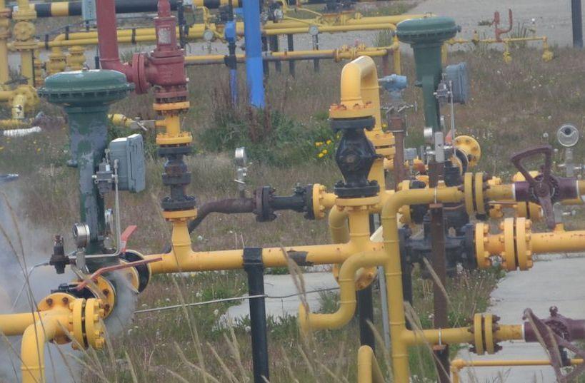 gas produccion