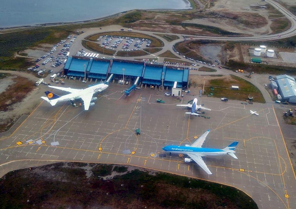 aeropuerto de ushuaia