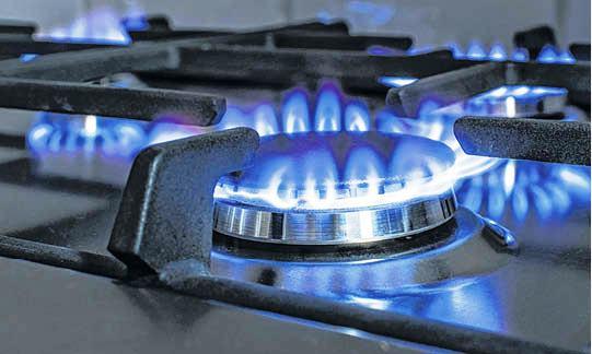 gas consumo