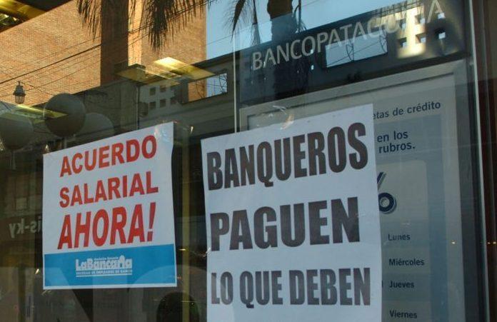 bancaria paro