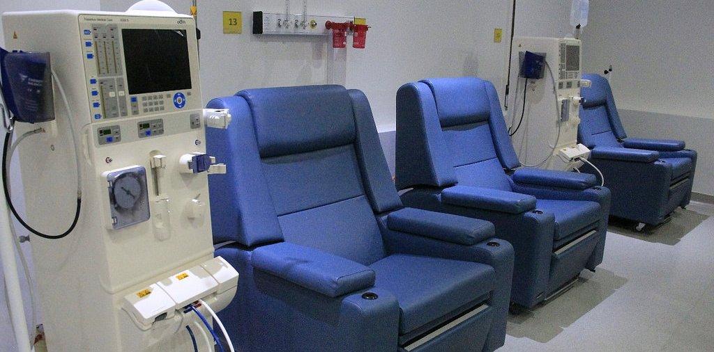 hemodialisis sala
