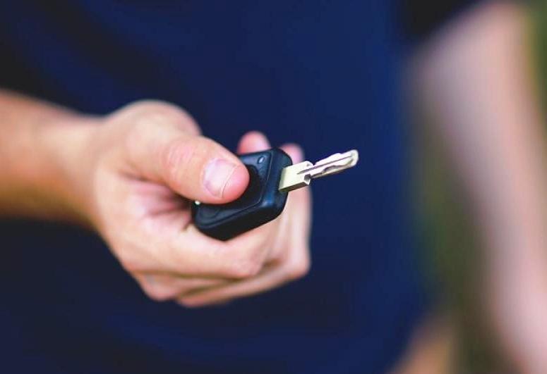 llave auto