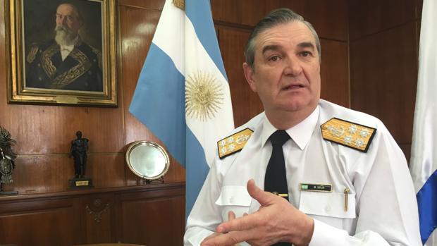 Almirante Marcelo Srur