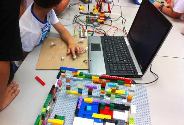 programación y robótica para niños