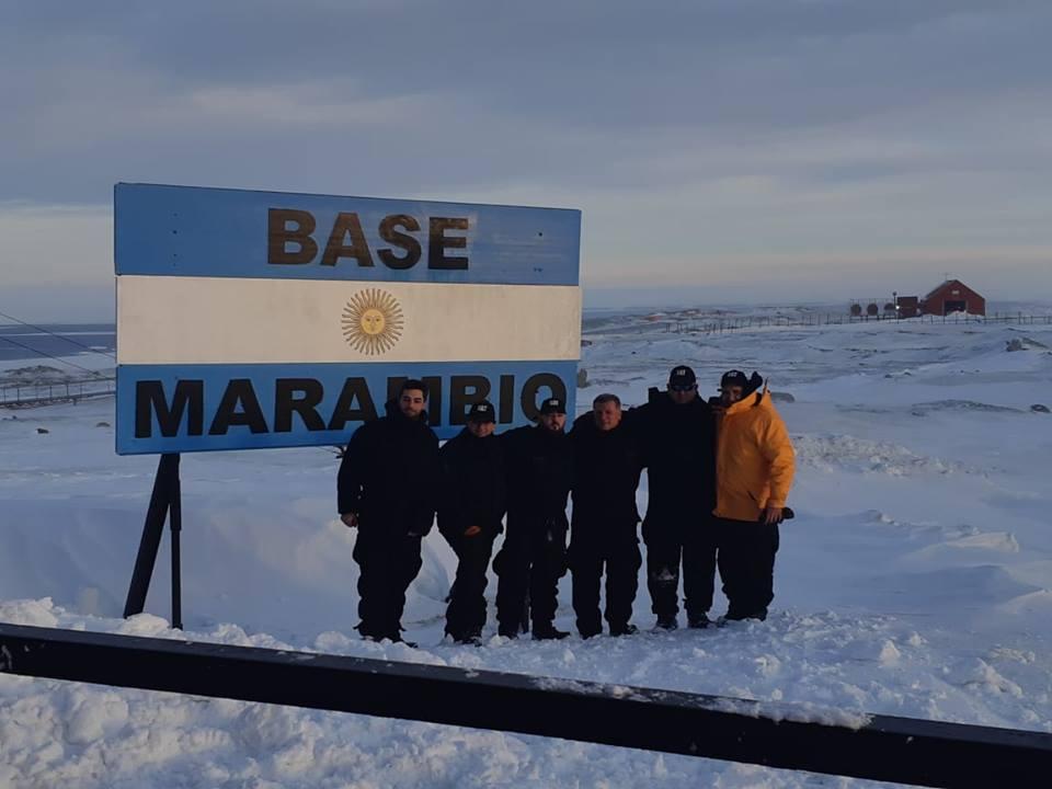 Nuevos generadores Antartida