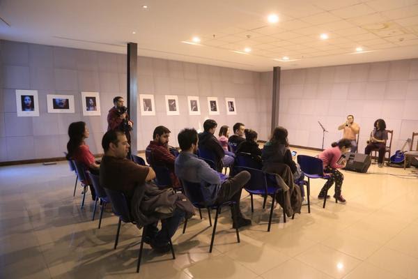 expo artística solidaria