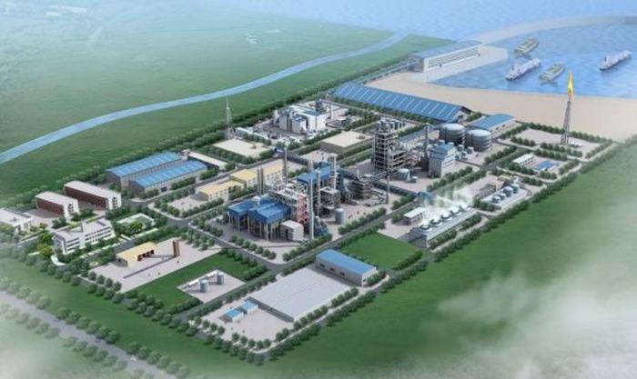 Mirgor proyecto chino