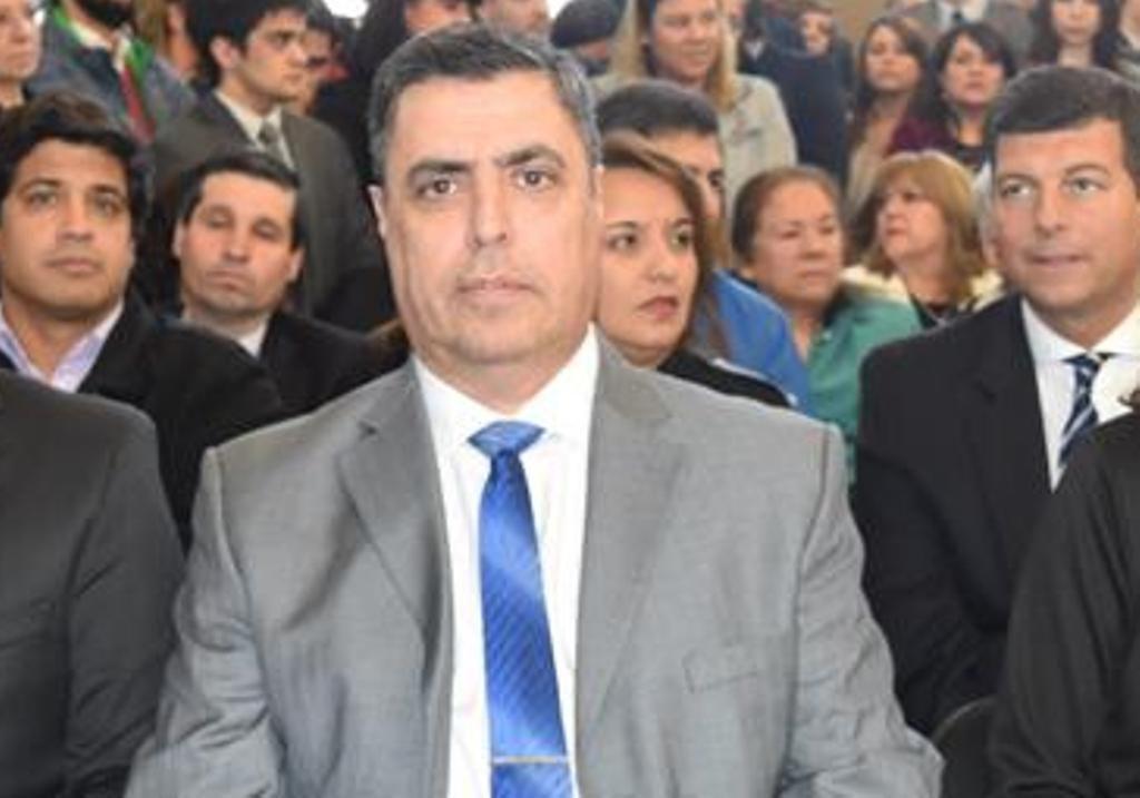 Juez Raúl Sahade