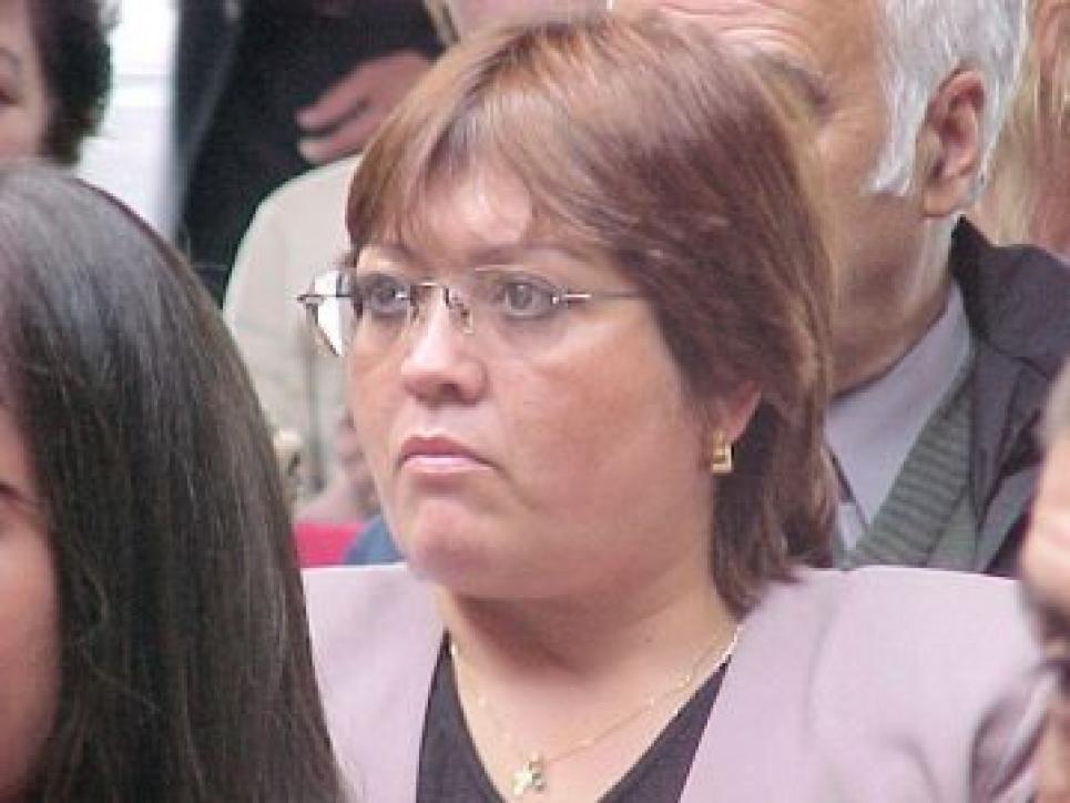 Jueza Barrionuevo