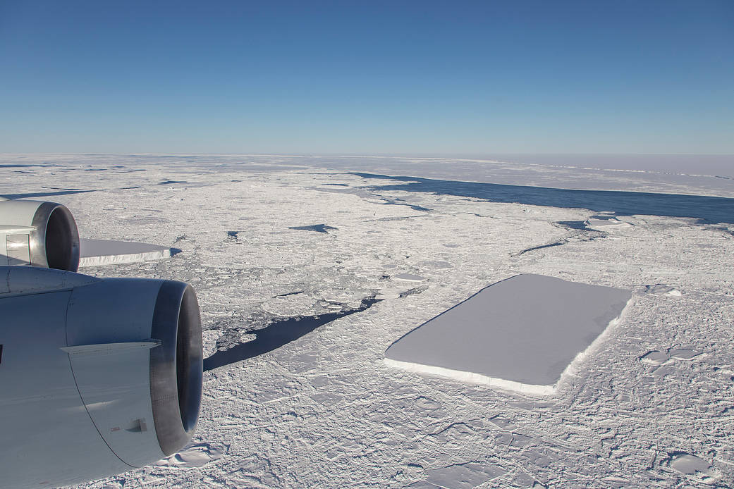 Nasa Ice Bridge