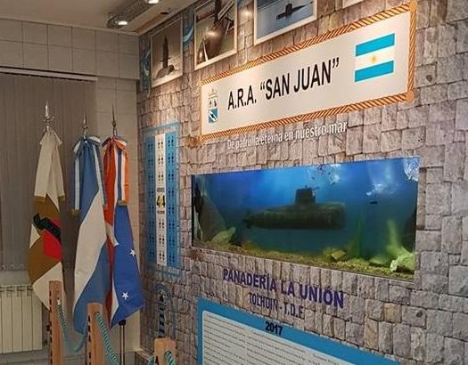 ara san juan La Unión