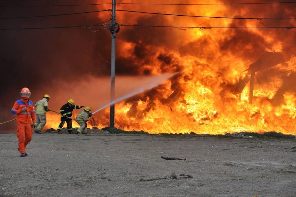 bomberos asistidos