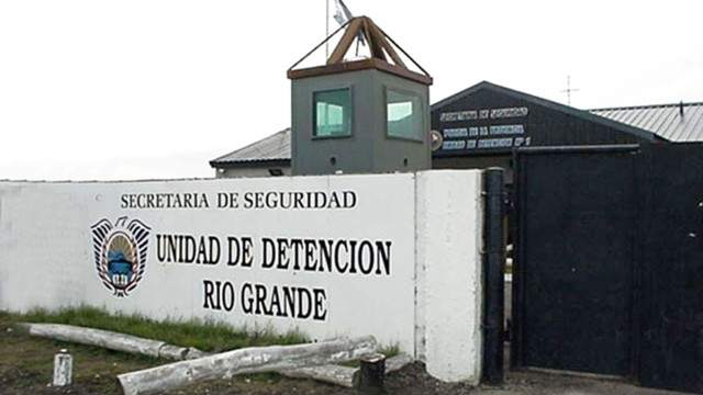 Unidad de detención RG