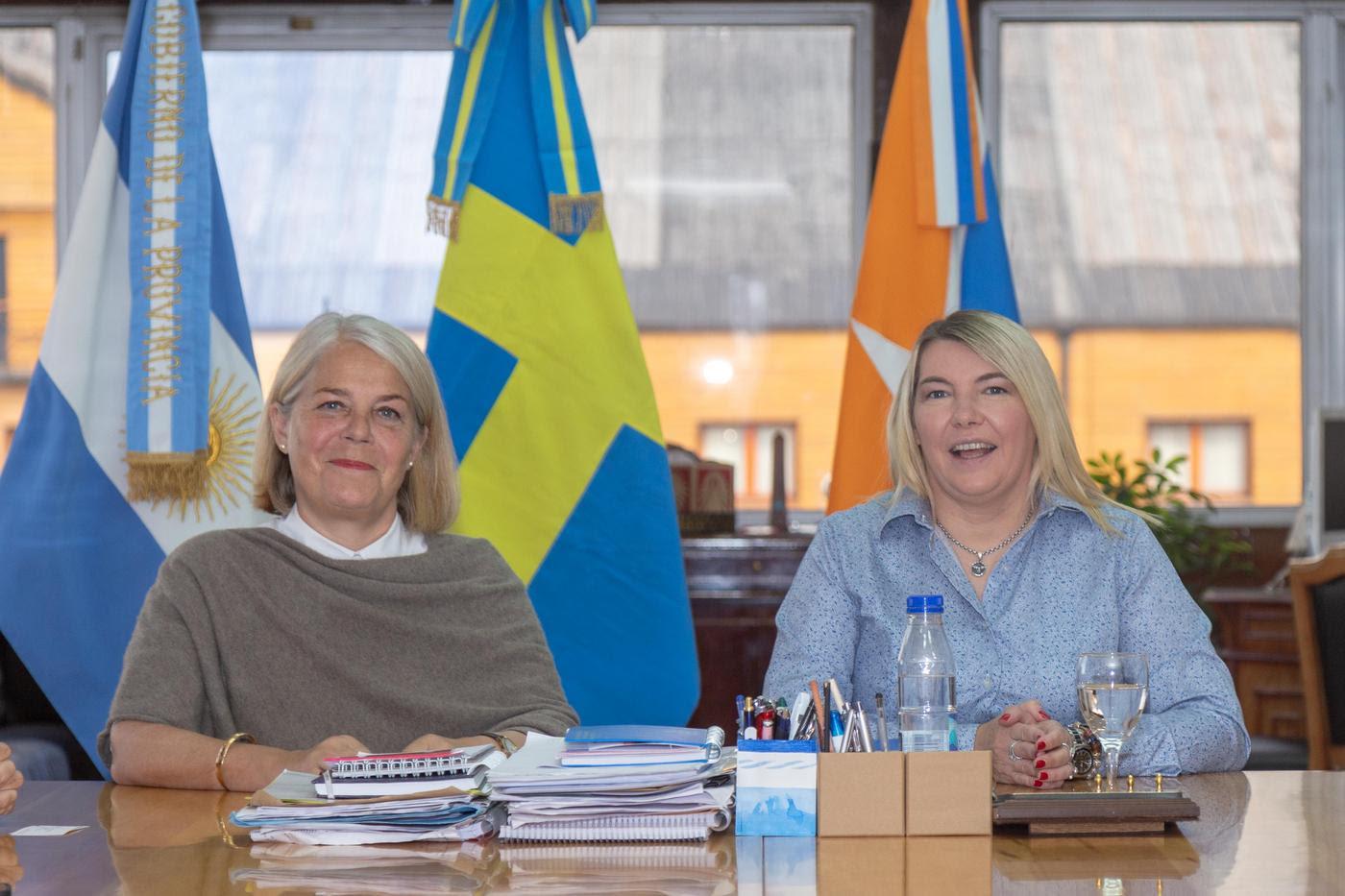 con la sueca