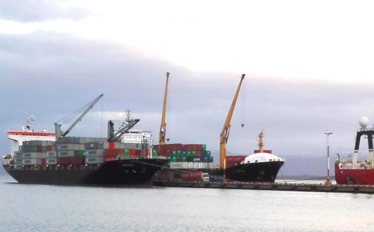 puerto ushu