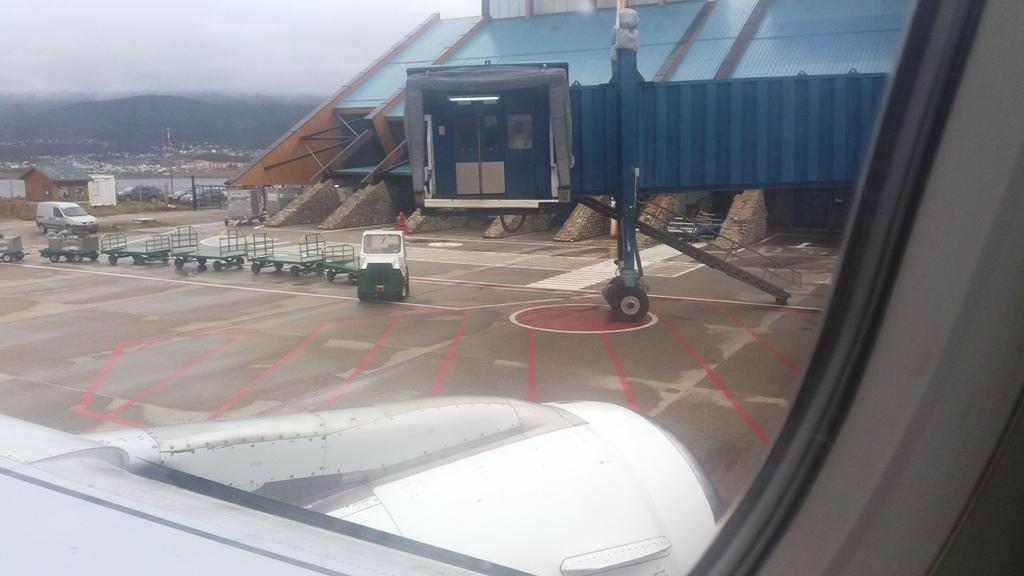 aeropuerto ushu