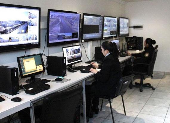 policia filmador