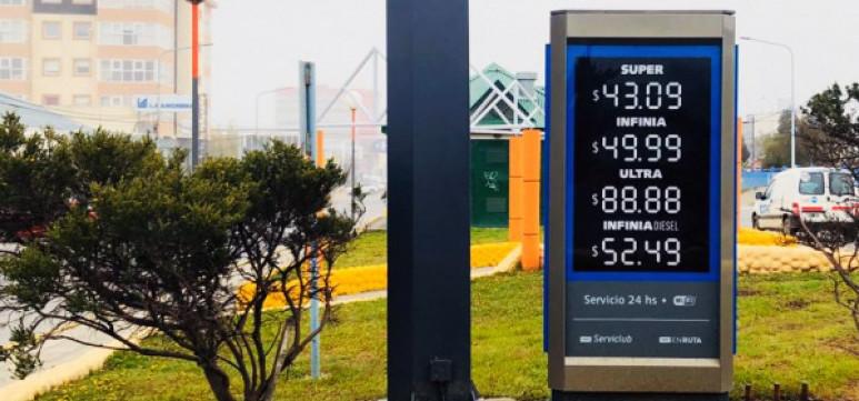 precio naftas