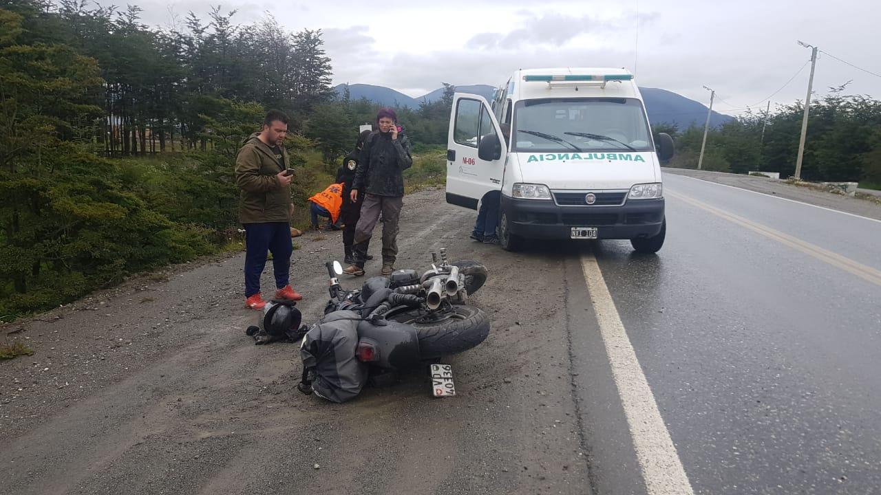 moto chileno